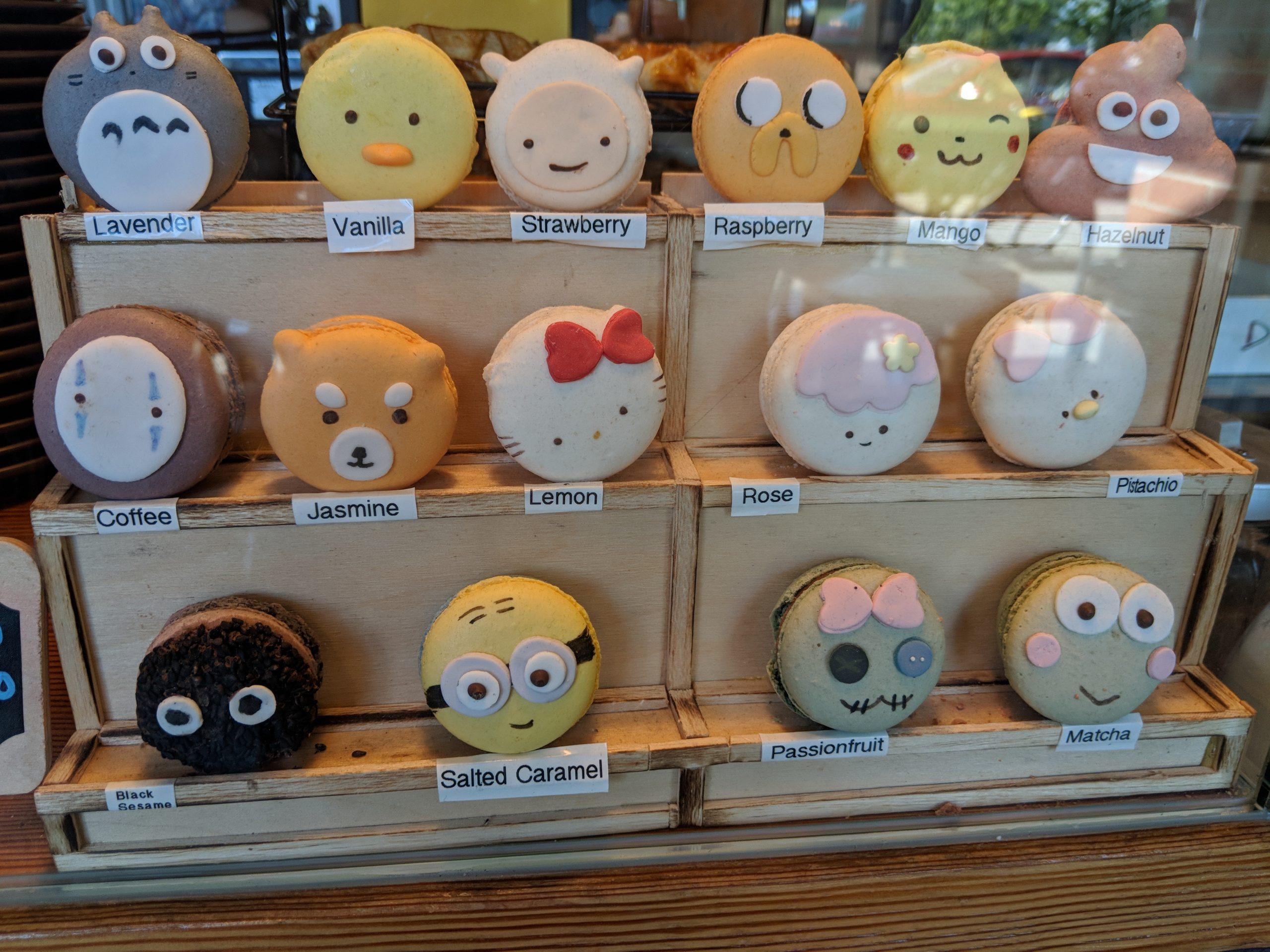 How to Make Designs on Macarons
