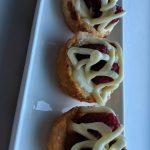 Mini Lemon Tarts with Pie Crust