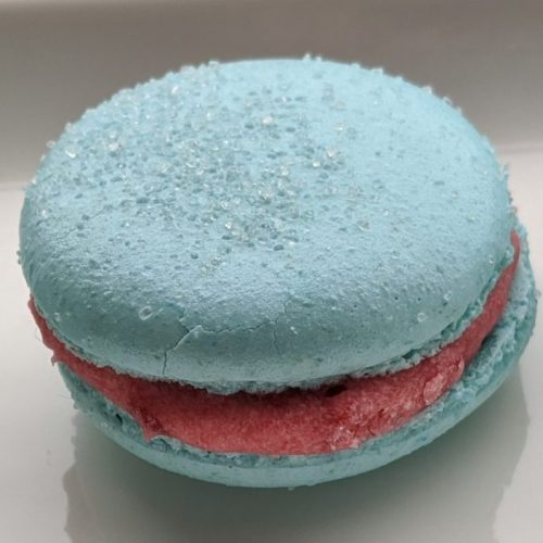 vanilla raspberry macaron recipe