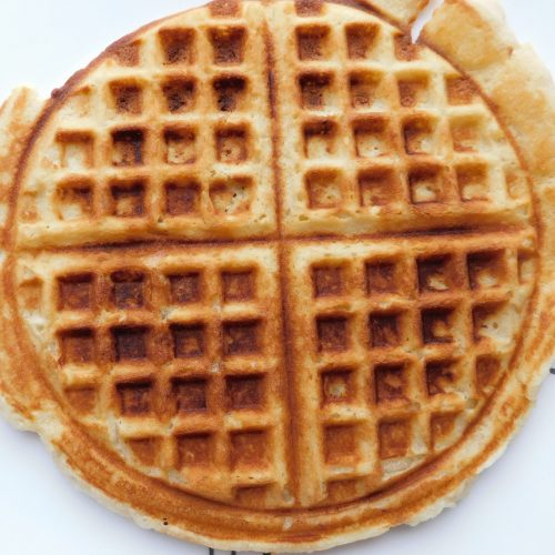 How to Make Waffles at Home