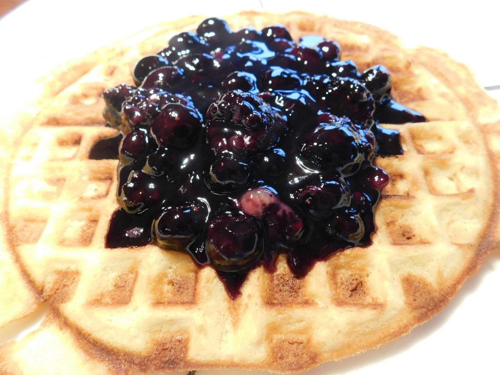 What to Put on Waffles for Breakfast