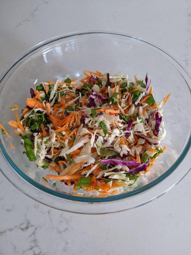 The 4 Parts of a Salad