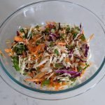 Cilantro Lime Coleslaw Recipe No Mayo