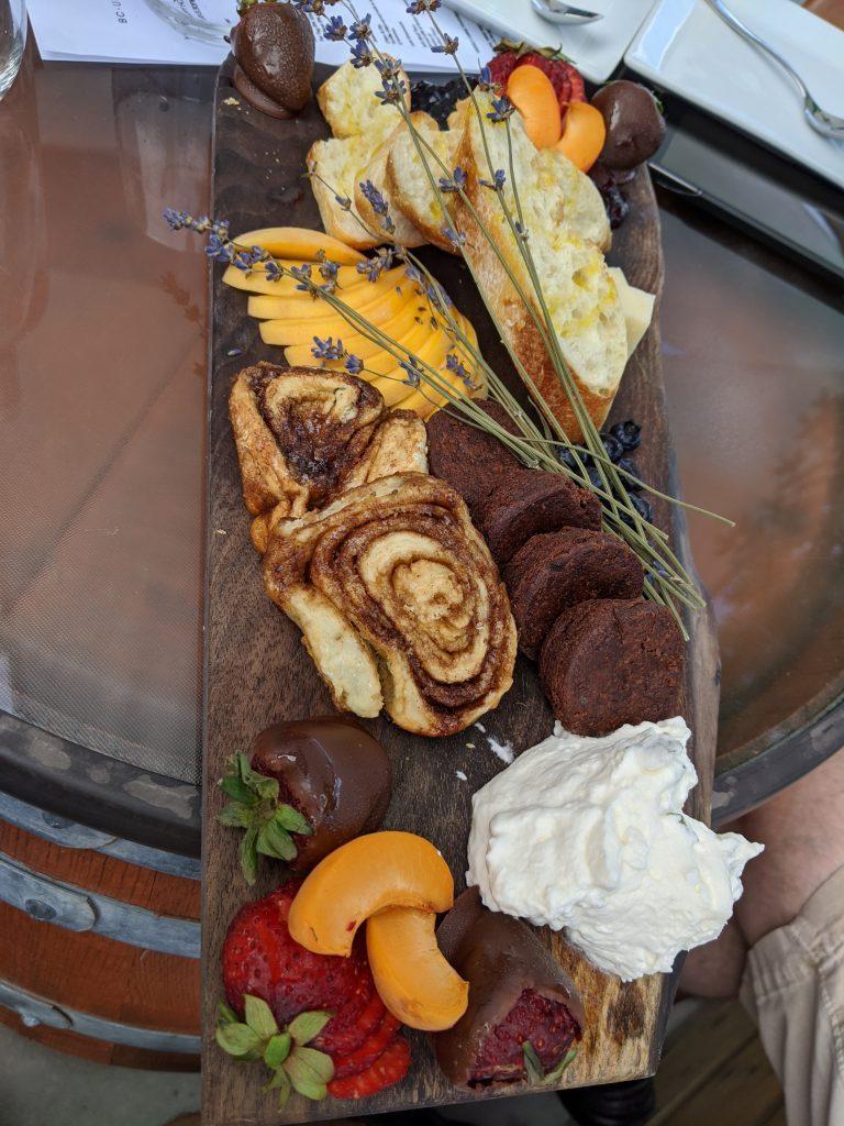 dessert charcuterie board ideas
