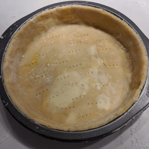 Pie Crust Tart Recipe