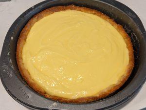No Bake Lemon Tart Recipe