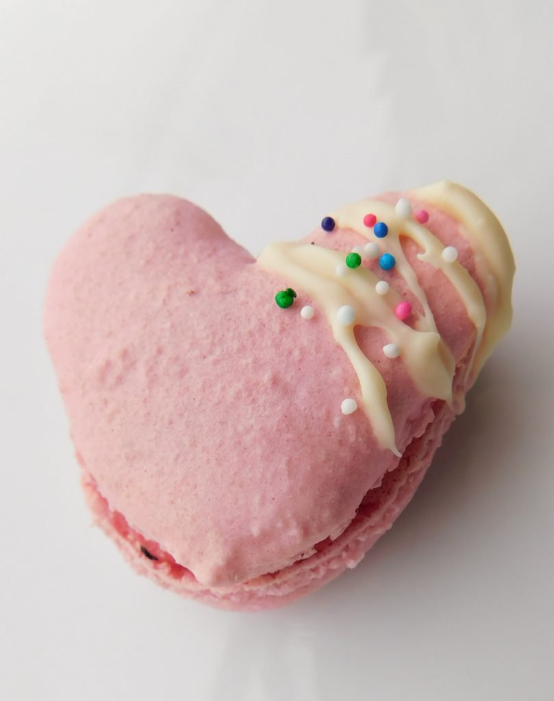 Why Macarons have Sticky Bottom Shells