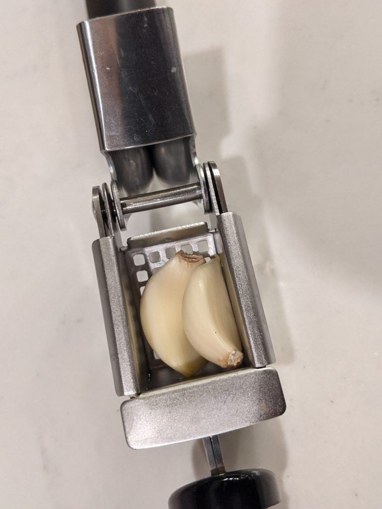 Best Garlic Mincer