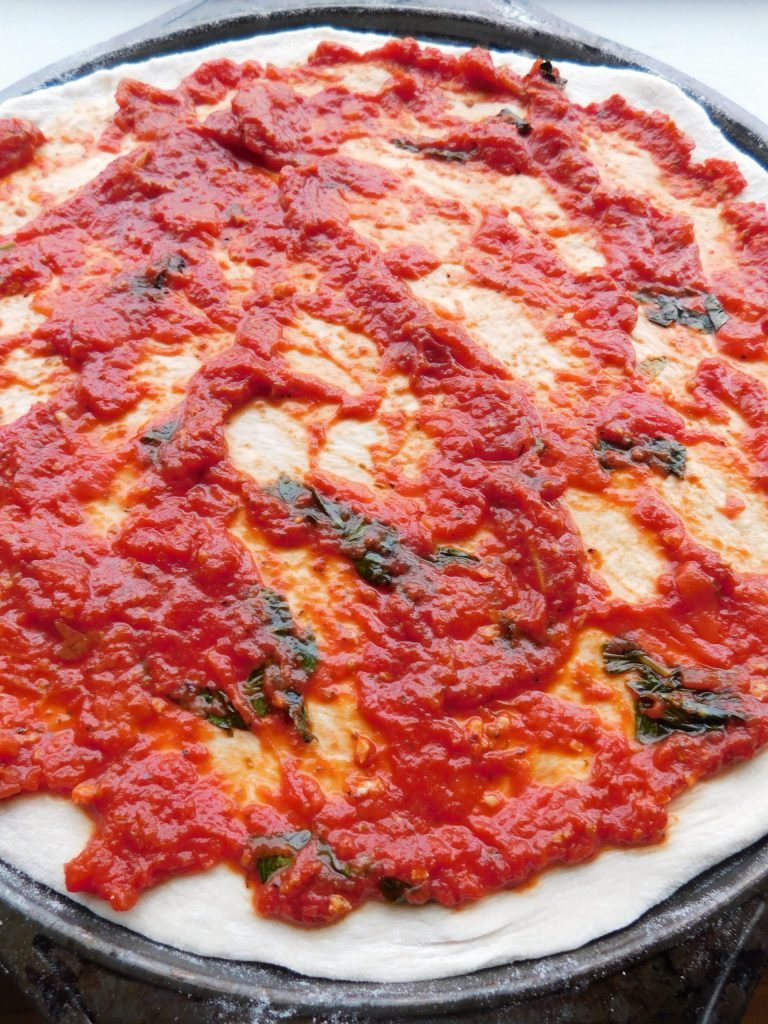 Can you freeze San Marzano Pizza Sauce