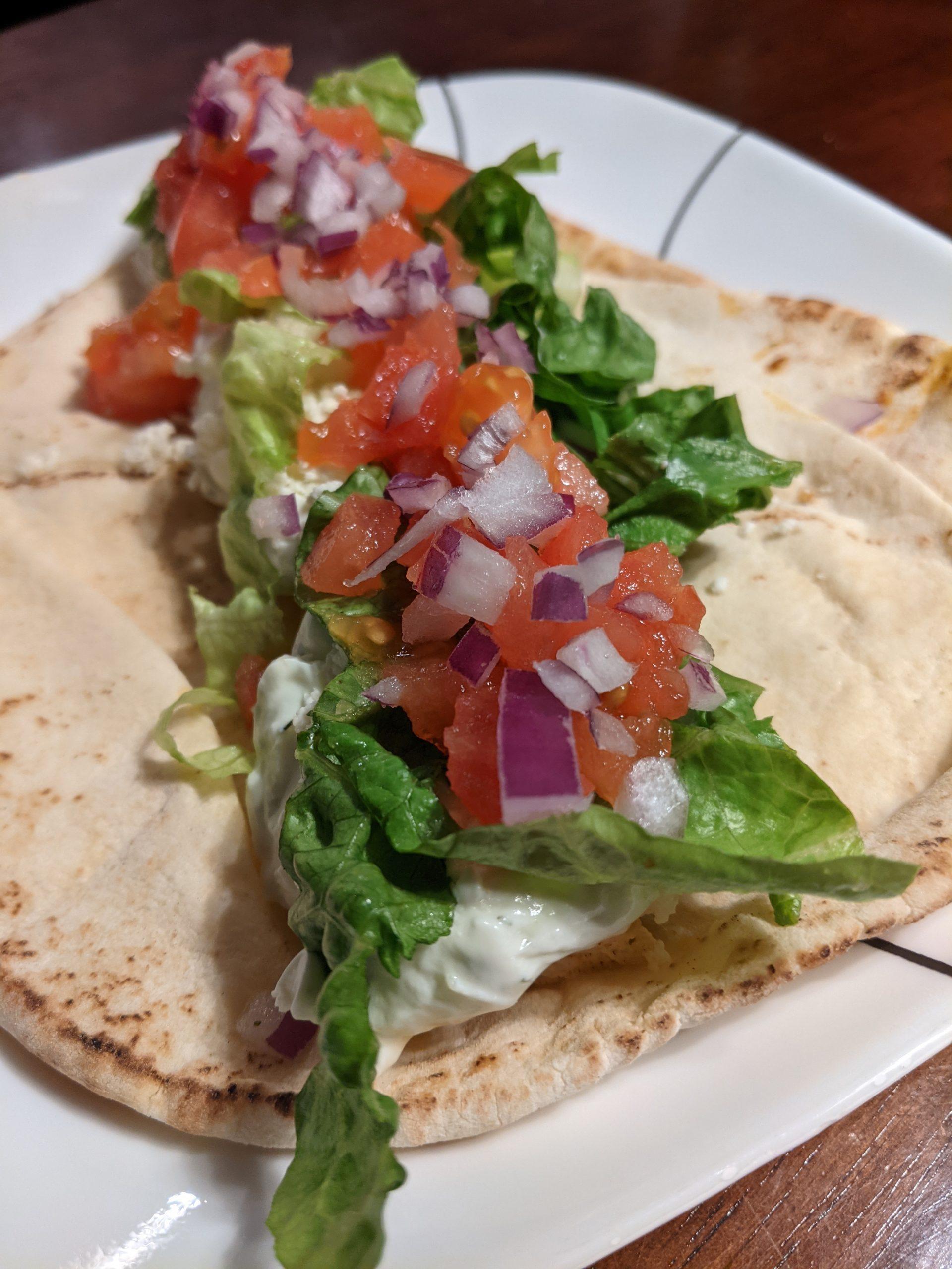 How to Make Tzatziki Sauce for Gyros