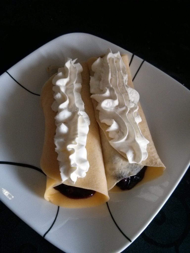 What to Serve with Crepes for Brunch