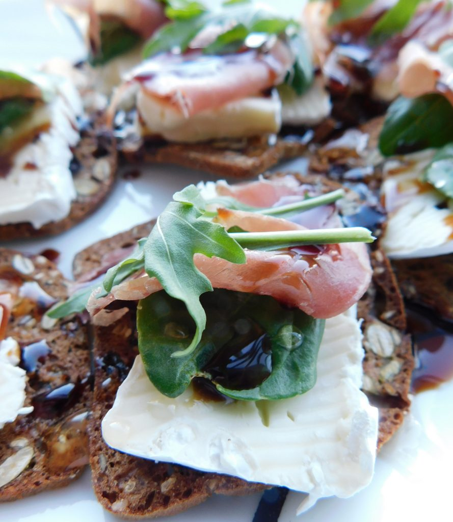 Sophisticated Appetizers to Make for a Cocktail Party