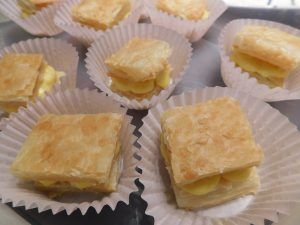 how to assemble mille feuille recipe