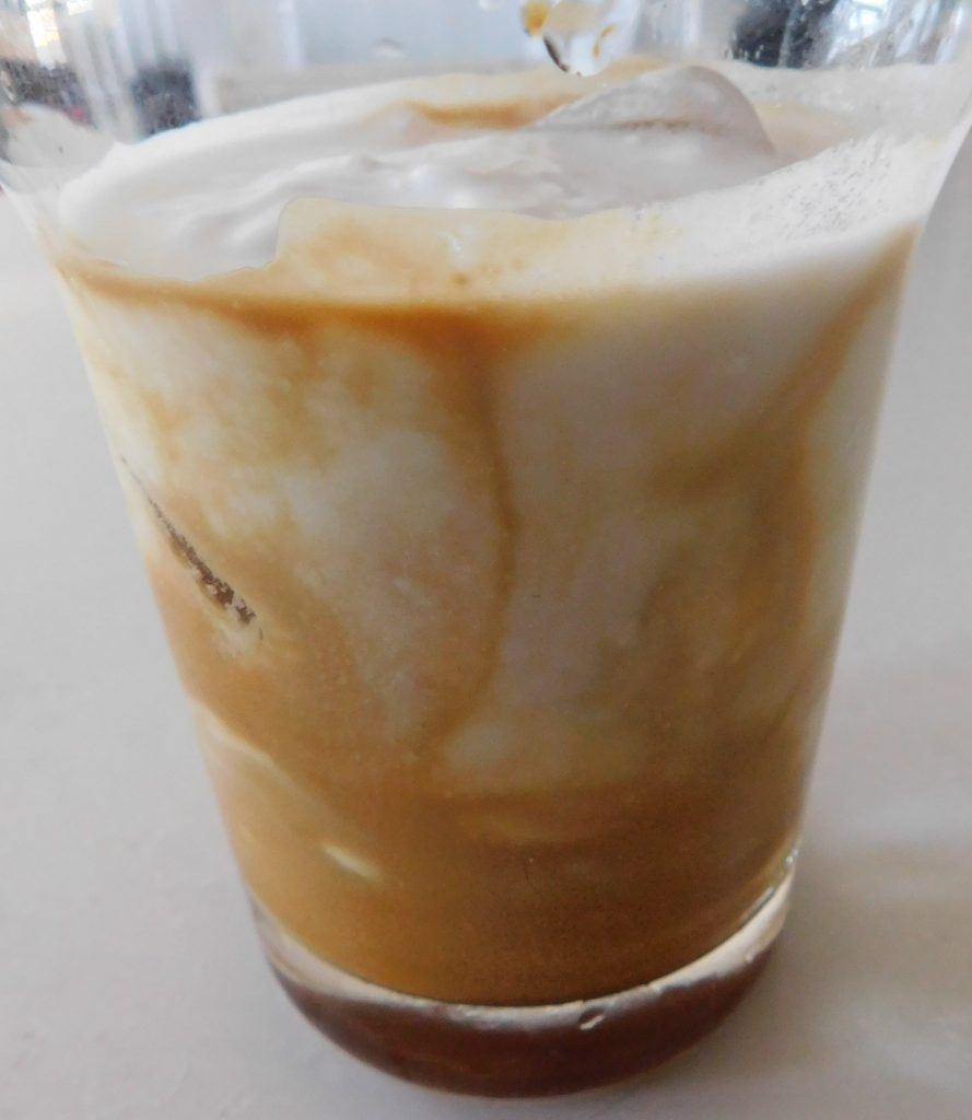 Does coconut milk taste good with coffee