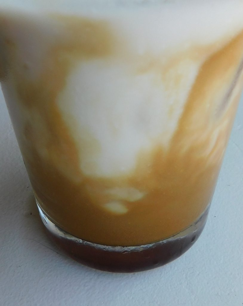 Iced Coffee with Coconut Milk Recipe